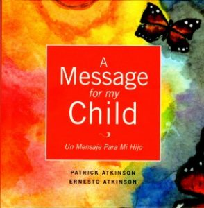 A Message for my child Book Cover