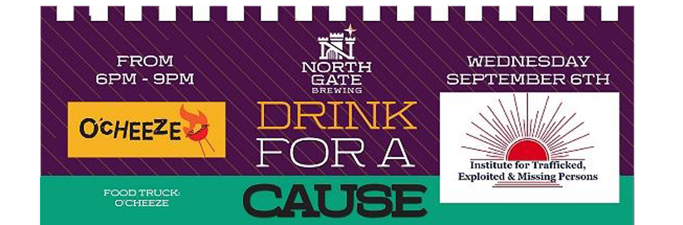 Drink for a Cause – North Gate Brewing