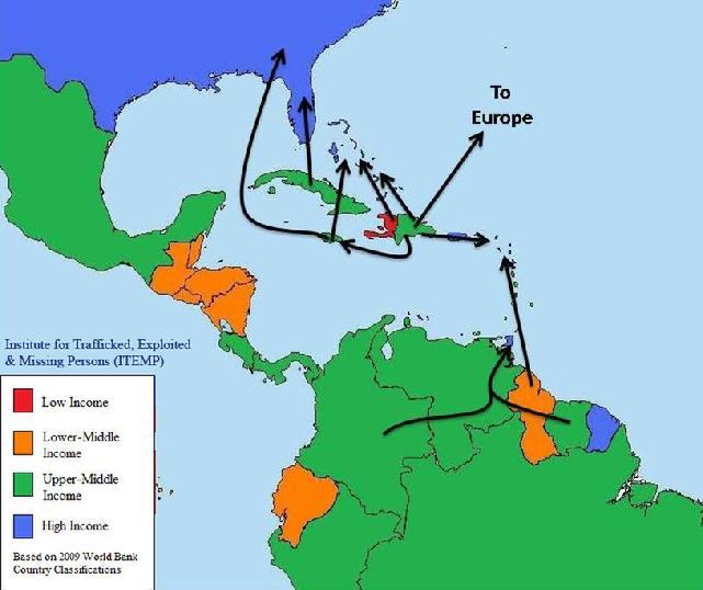 Caribbean Routes